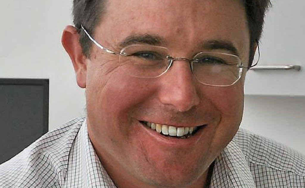 Chamber of Commerce President David Littleproud.