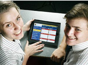 iPad app gives pupils a head start