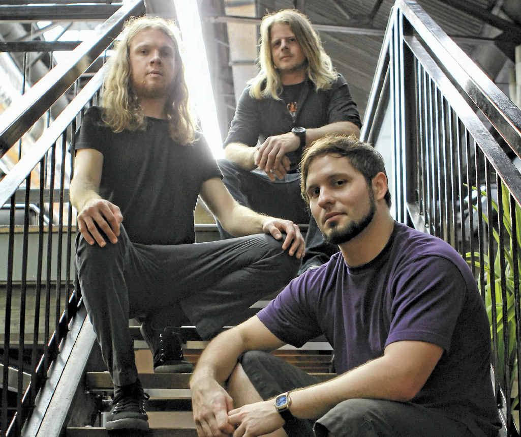 Brisbane-based band Vayer will be headlining CBD Hotel McGuires Heavy Metal Night tonight.