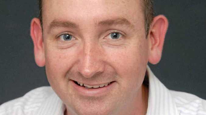 Exhibitions director Paul Baker