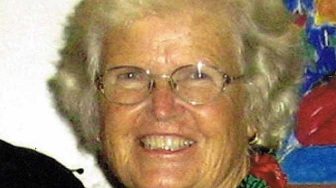 Judith McNaught died at Rockhampton Hospital.