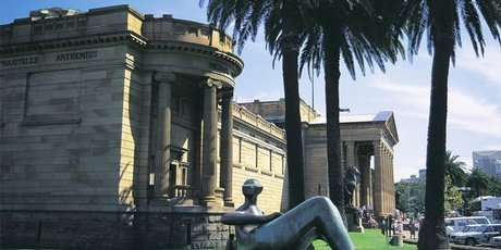 An exhibition of 150 of Picasso's works is on at the Art Gallery of New South Wales until March 25.
