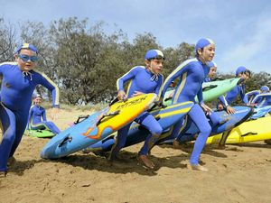 Surf club makes history