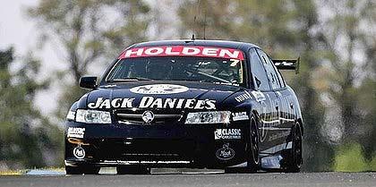 Queensland Raceway is one of the shortest on the Australian V8 Supercar calendar.