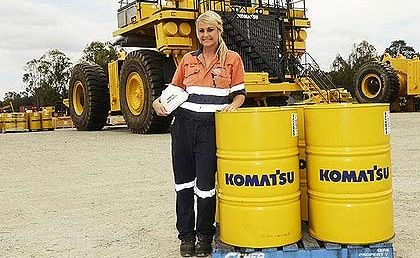 Kody House beat a large field of applicants to secure her apprenticeship in a field dominated by men.