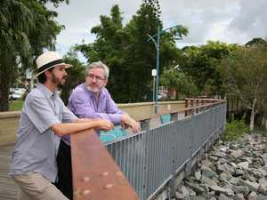 Andrew Bartlett visits Mackay
