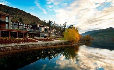 The Hilton Queenstown is situated amongst idyllic surroundings, perfect for some well-earned rest and relaxation.