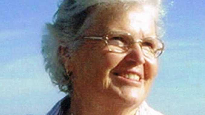Grandmother Judy McNaught.