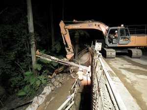 Waterfall Way repairs begin monday