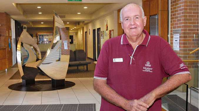 Ken Rehbein has ended his 46-year career in the sugar industry and now volunteers as a Justice of the Peace at the Mackay Courthouse.