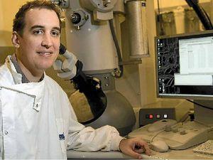 Ex-Rocky scientist wins top award