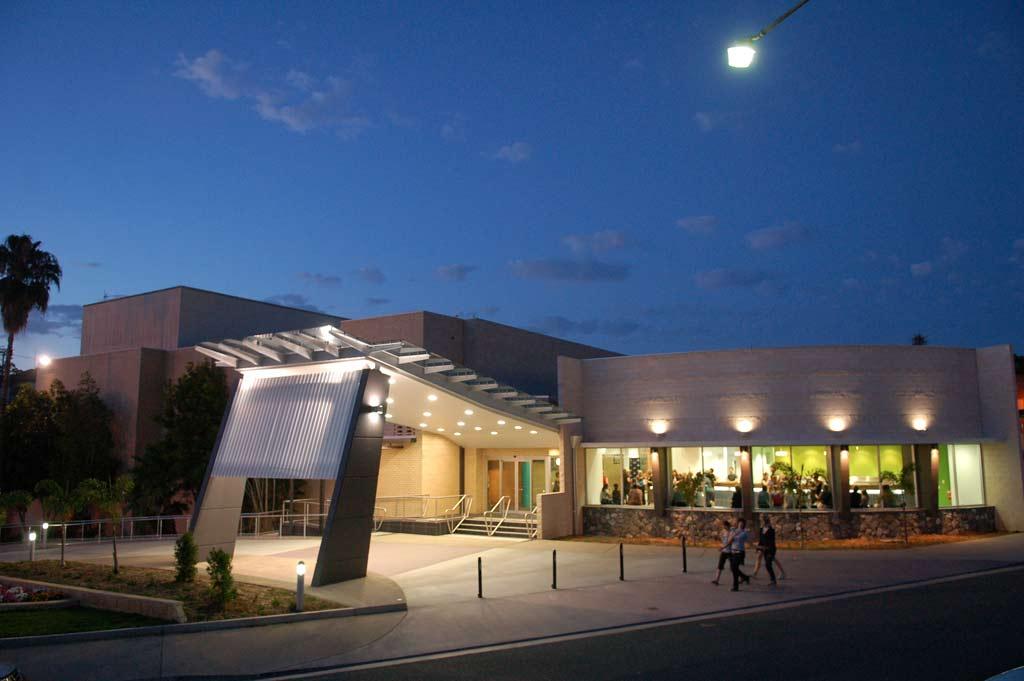 The Gympie Civic centre.