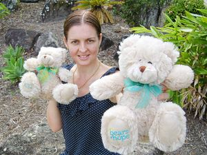 Helping others bear loss of a baby