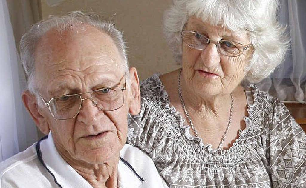 Rex and Helen Nightingale ease the worry of asbestos-related illnesses with caravan holidays.