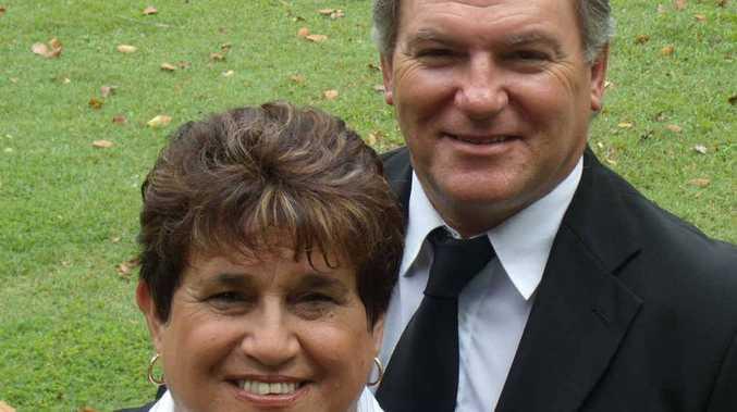 Carol Philips and Brian Ferguson.