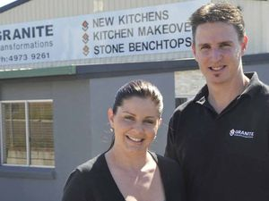 Kitchen franchise wins for donation