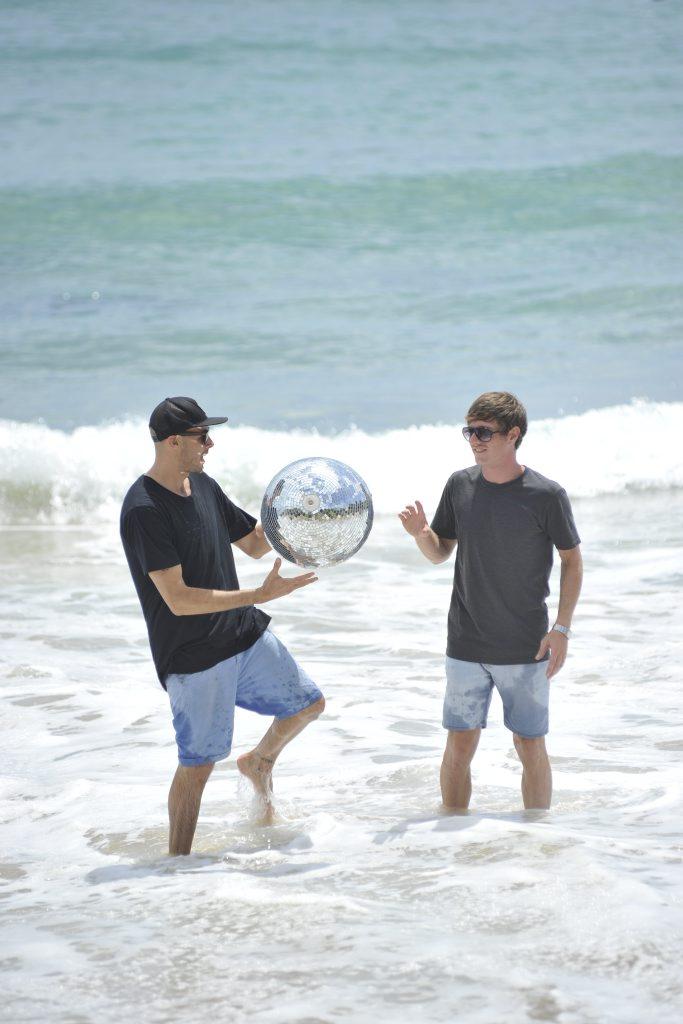 Tripkicks directors/ DJs Daniel Webber and Brendan Deegan are happy to celebrate their third birthday.