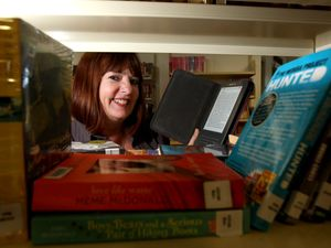 E-books find place in library