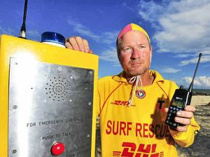 Radio beacon could be a lifesaver