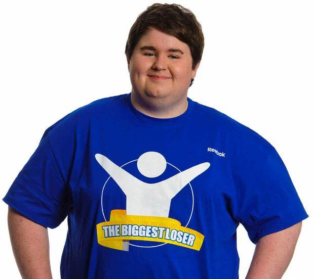 Biggest Loser contestant Hamish Elliot has found love on the show.