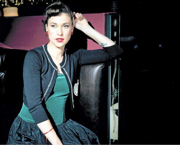 Lanie Lane will perform in Brisbane.