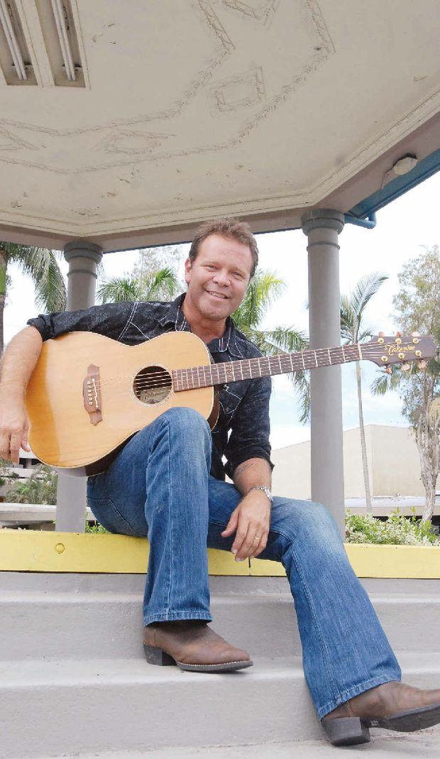 Musician Troy Cassar-Daley took time for a quick stop in Mackay to speak about his latest album, Home, and his upcoming concert.