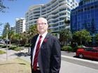 Mark Jamieson is campaigning to be the next mayor of the Sunshine Coast following the election on April 28, 2012