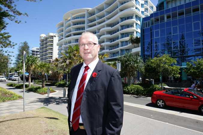 Mayoral hopeful Mark Jamieson releases his first Sunshine Coast policy.