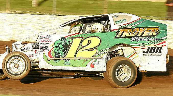 The action will be hot at the Lucas Oil Lismore Speedway.