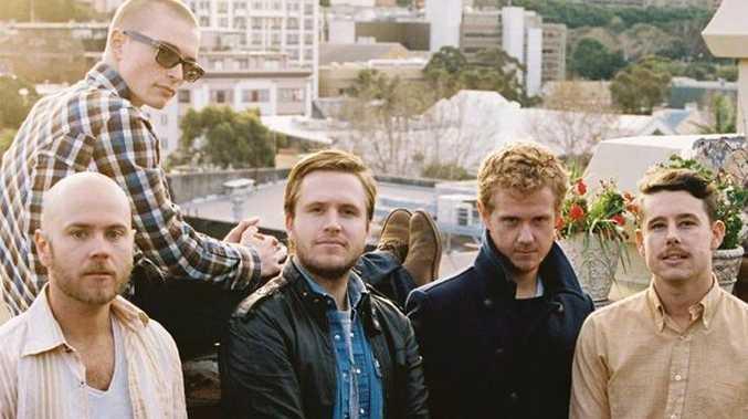 Sydney's Boy and Bear announce tour dates.