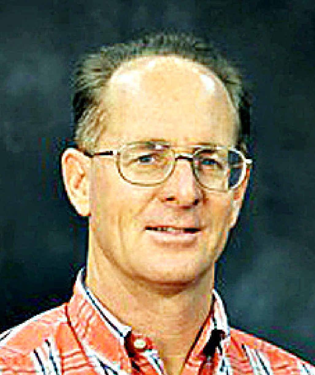 CQU Professor John Rolfe