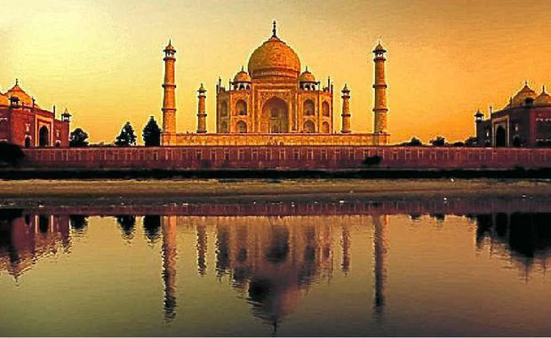 MISSED: Global travellers are skipping the Wonders of the World like the Taj Mahal.