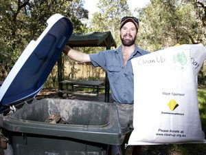 Illegal dumpings the target in forest clean-up on Sunday