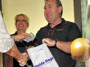 Dogged bid for funds