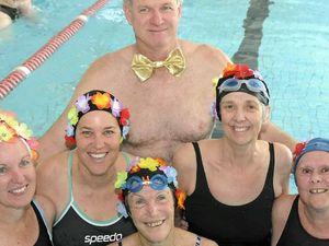 Gropers hosting swim meet