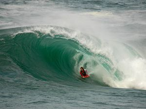 Big result at Pipeline for locals