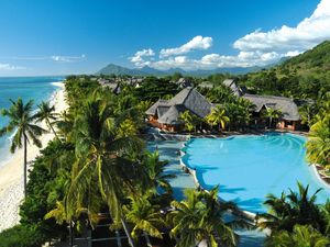 Five star luxury in Mauritius