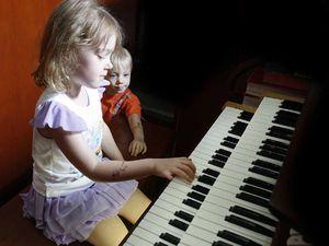 Organ playing skills in danger