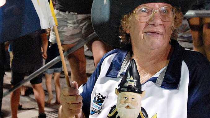 Sheila Shields shows her true colours.