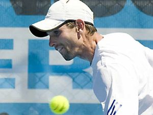 Top seed wins crown at first event