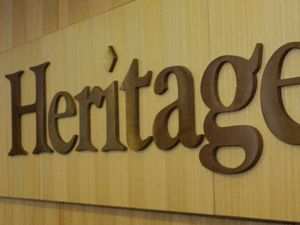 Heritage announces 'strong' profit