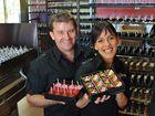 SUCCESS: Wicked Berries' Kerry and Rachael Sullivan.