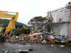 Motel demolished for Woolies