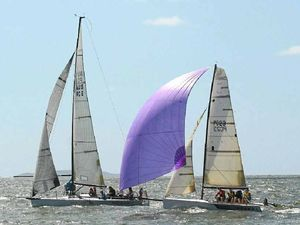 A glorious weekends sailing