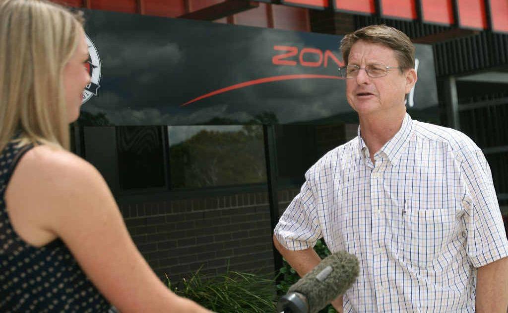 Former Rockhampton MP Robert Schwarten says the current Rockhampton mayor acts unilaterally.