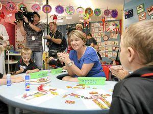 Bligh announces $2b school trust
