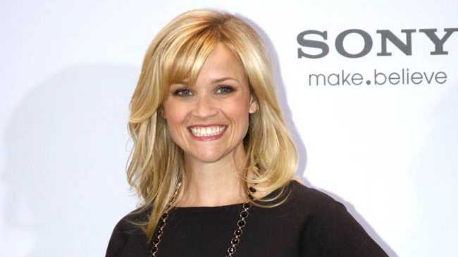 Reese Witherspoon is a frontrunner to play Hillary Clinton in the film Rodham - about the younger years of the former First Lady and senator.