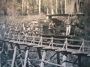 Munro's tramline to open to public
