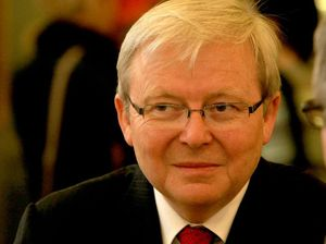 Polls put Kevin Rudd ahead of Tony Abbott