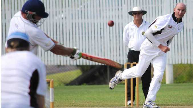 Colts paceman Chris Hughes took six wickets against Valleys.